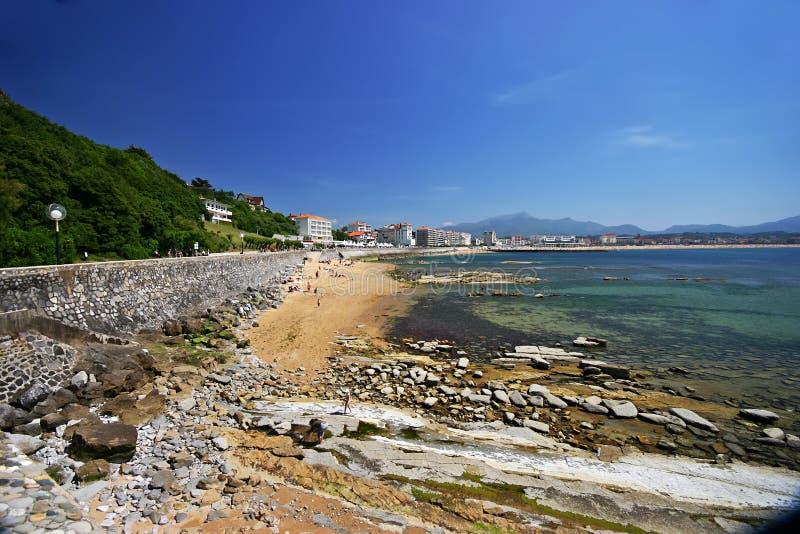 Download Saint Jean de Luz stock image. Image of basque, country - 12599175