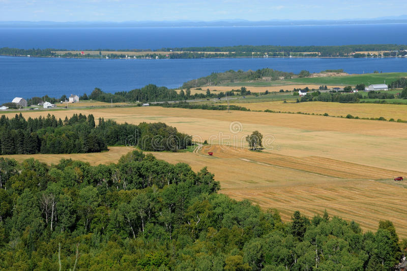 Download Saint Jean Lake In Chambord Stock Image - Image of quebec, saint: 38737109