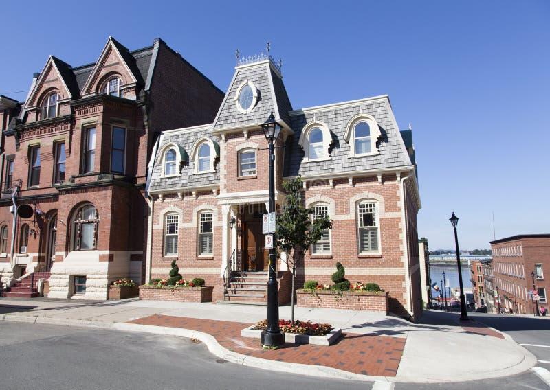 Saint John Architecture royalty free stock photos