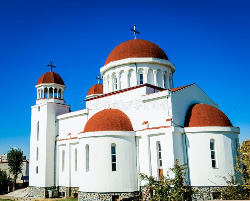 Saint John The Baptist Holly Church en Brasov (Kronstadt) photo stock