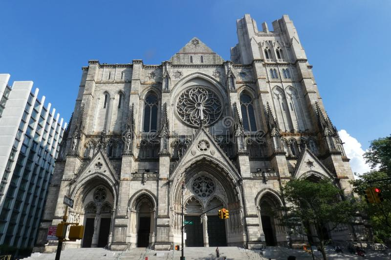 Saint John the Divine royalty free stock image