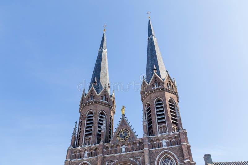 Saint Joseph Church, Tilburg, The Netherlands, stock photo
