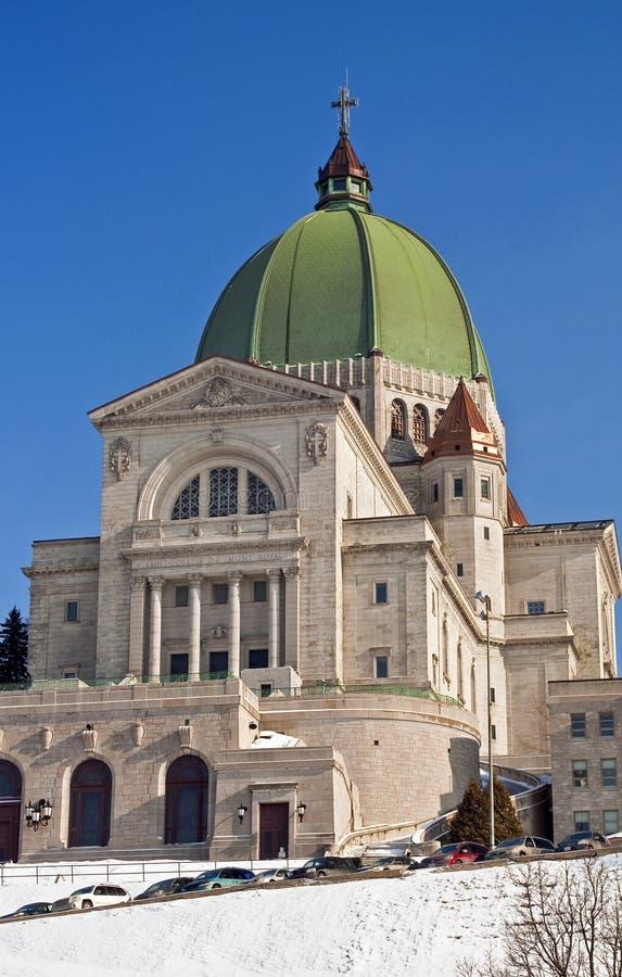 Saint Joseph Oratory. royalty free stock images