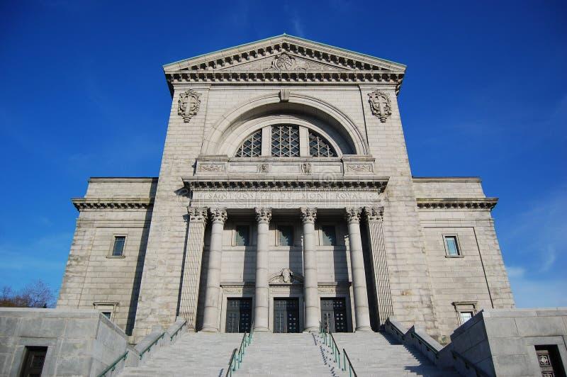 Saint Joseph Oratory, Montreal, Canada stock photo
