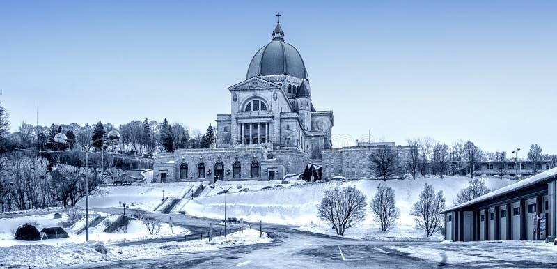 Saint Joseph's Oratory royalty free stock photo