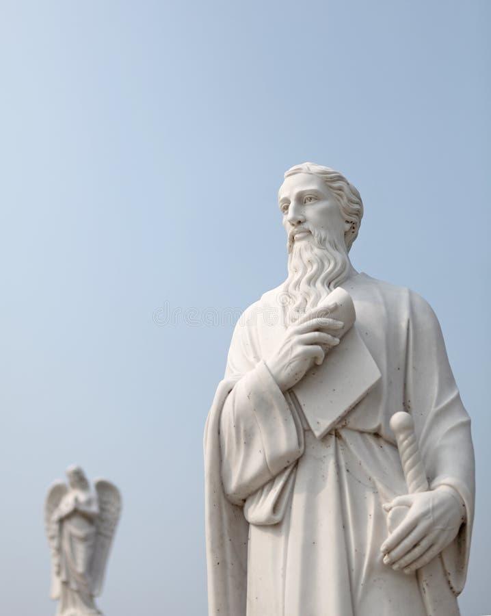 Saint Judas photographie stock