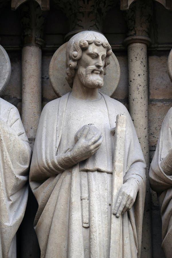 Saint Judas photographie stock libre de droits