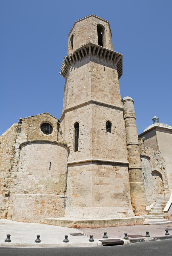 Download Saint Laurent In Marseille In France Stock Photo - Image of landmark, church: 16289738