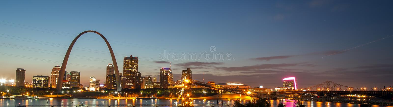 Saint Louis lizenzfreie stockfotografie