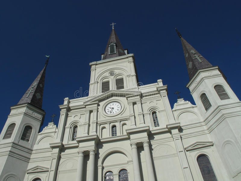 Download Saint Louis Cathedral stock photo. Image of american - 12088386