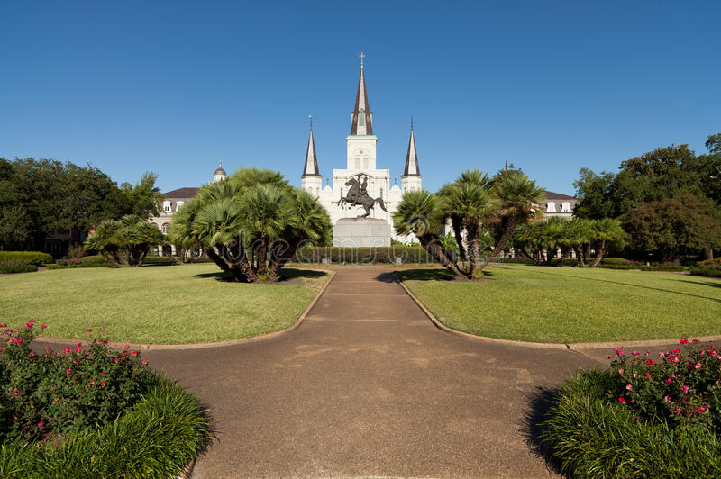 Download Saint Louis Cathedral New Orleans Stock Photo - Image: 16874370