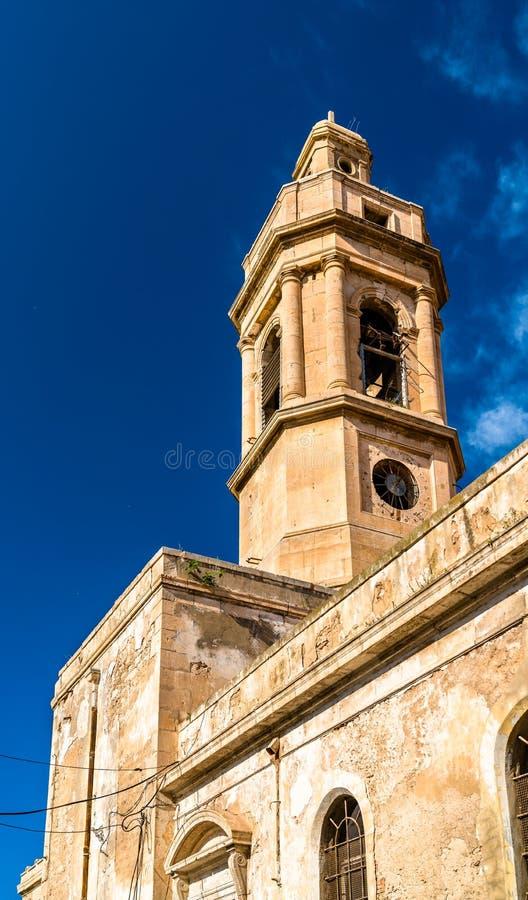 Saint Louis Church à Oran, Algérie images stock