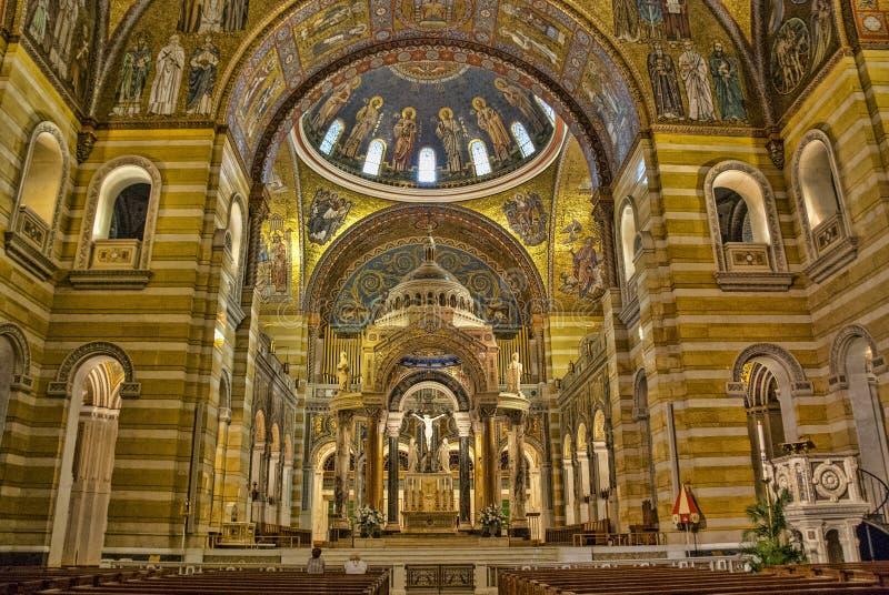 Saint Louis de la basílica imágenes de archivo libres de regalías