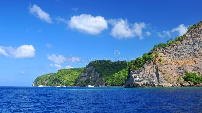 Saint Lucia royalty free stock image