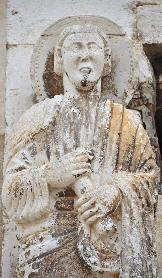 Saint Luke fotos de stock royalty free