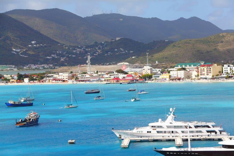 Download Saint Maarten Caribbean editorial photo. Image of holiday - 24243751