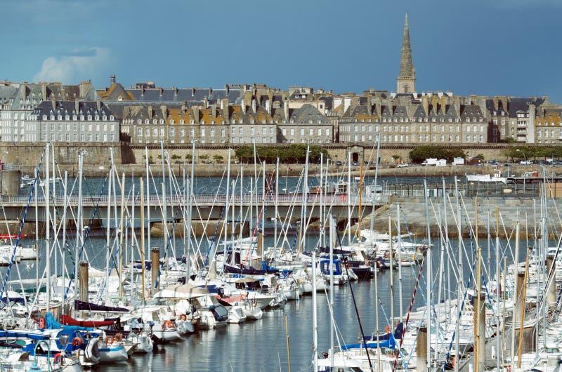 Saint-Malo fotos de stock