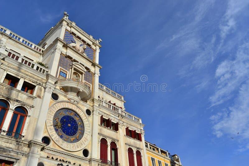 Download Saint Mark Clock Tower stock image. Image of renaissance - 83723049