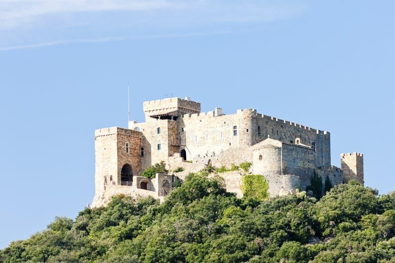Download Saint-Martin Castle stock photo. Image of landmark, aude - 21981296