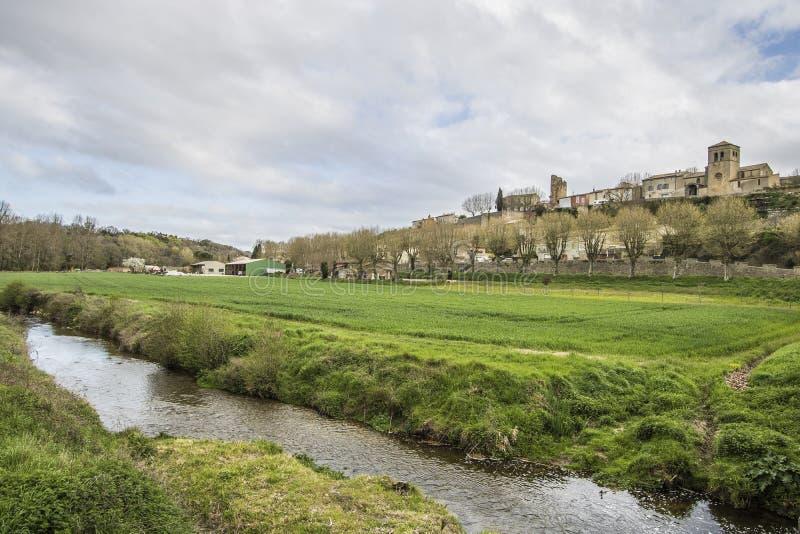 Saint Martin le Vieil, França imagens de stock royalty free