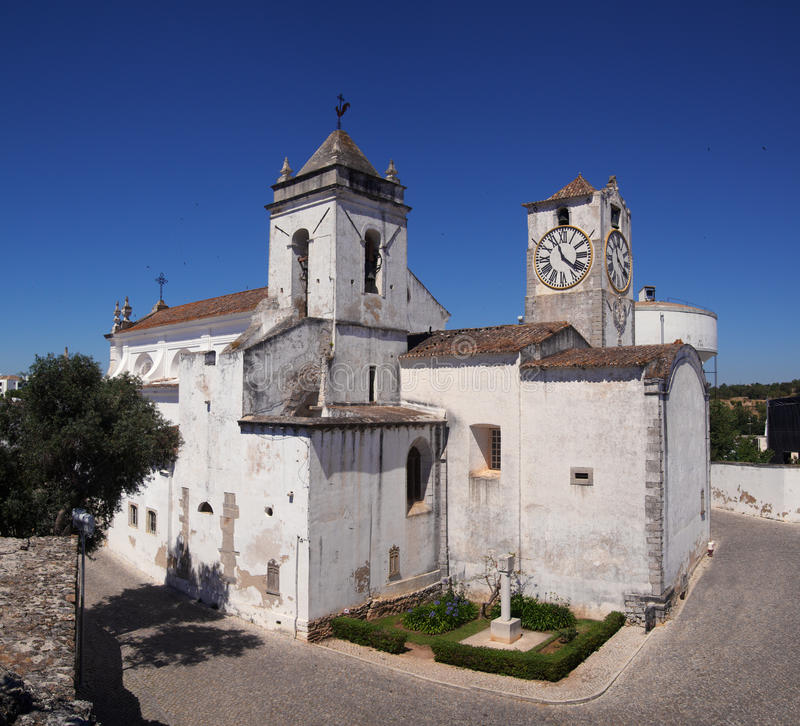 Saint Mary of the Castle church royalty free stock images