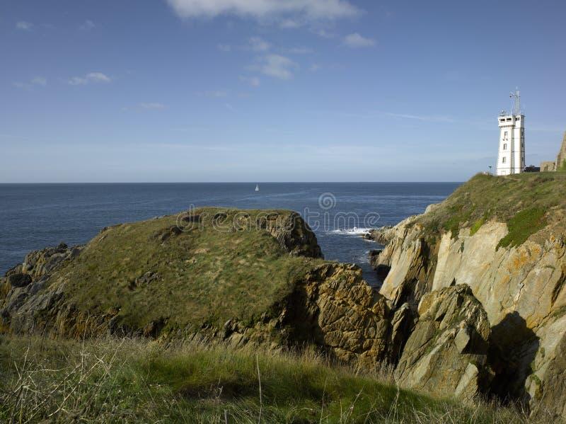 Download Saint Mathieu lighthouse stock image. Image of exterior - 11633439