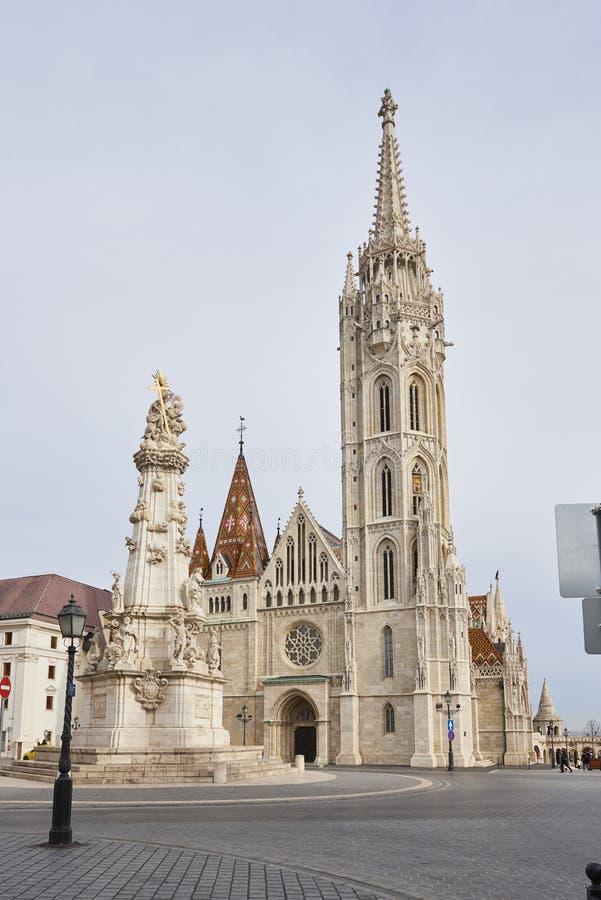 Saint Matthias Church photos libres de droits
