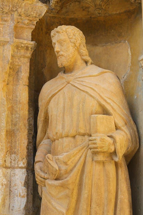 Saint Matthias do apóstolo fotografia de stock royalty free