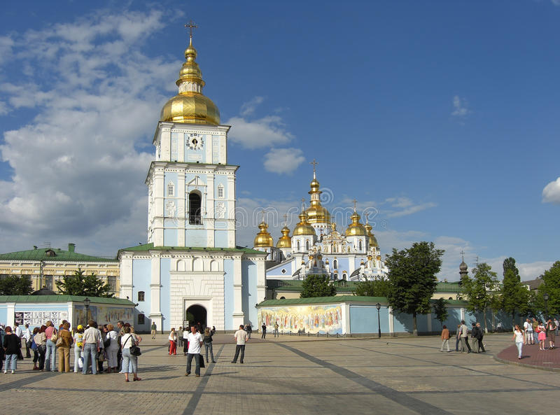 Download Saint Michaels Cathedral In Kiev Editorial Image - Image: 28880495