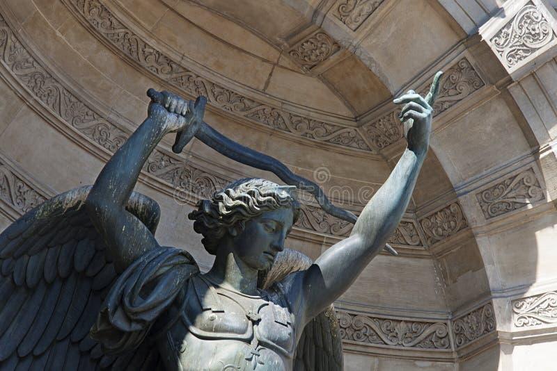 Saint Michel obraz royalty free