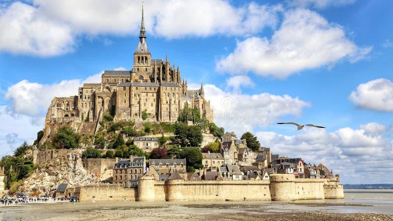 Saint-Michel στοκ εικόνα