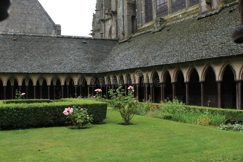 Saint Michel de Le Mont, Normandie, France photos libres de droits