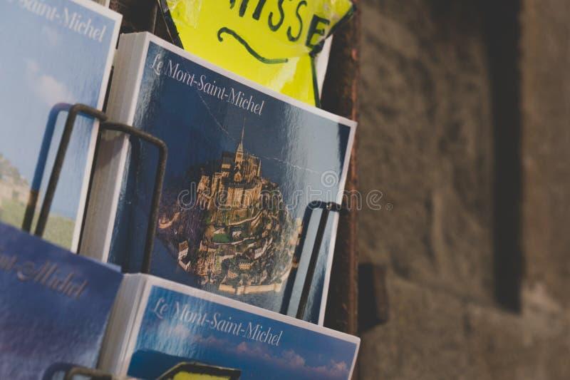 Saint Michel de Mont - France fotografia de stock