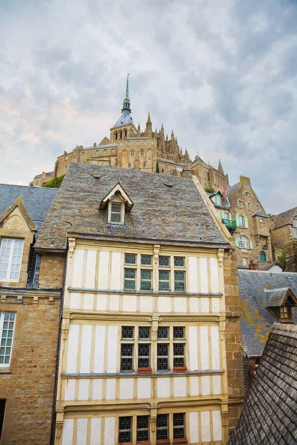 Saint Michel de Mont, France image libre de droits