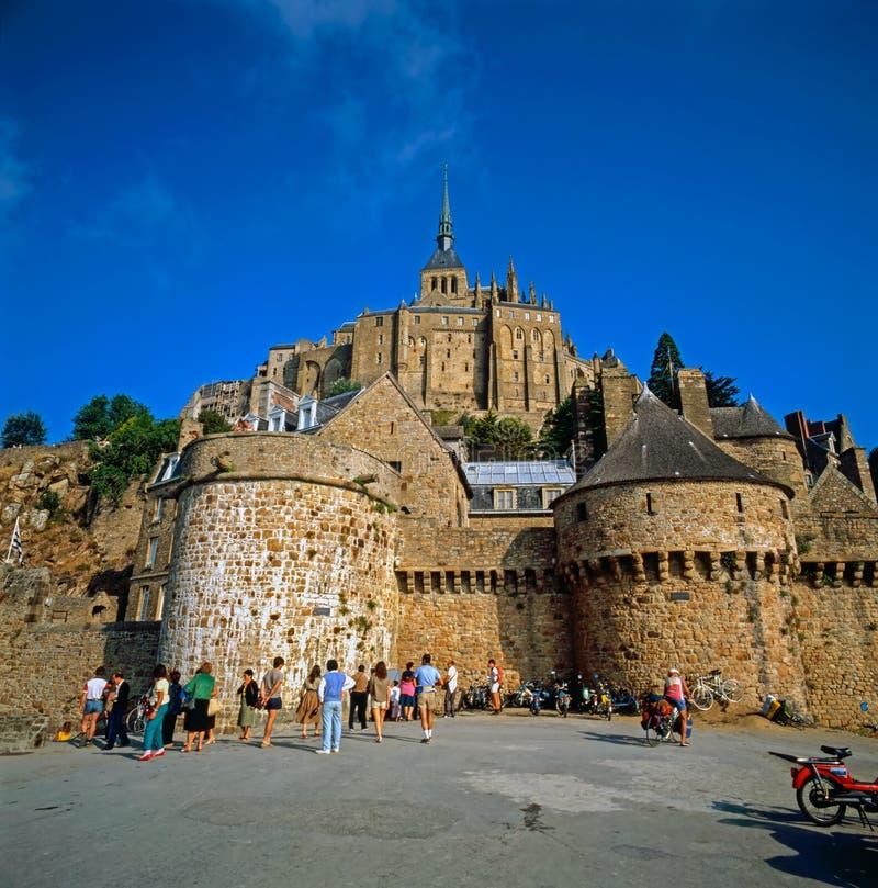 Saint Michel de Mont, France imagens de stock royalty free