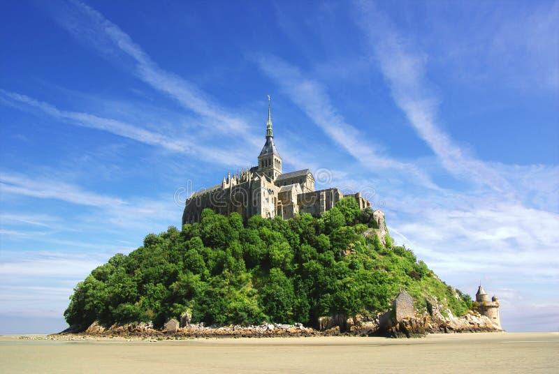 ?Saint Michel di Mont? fotografie stock