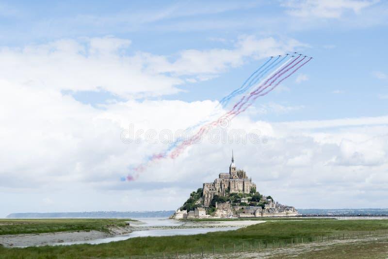 Saint Michel TdF 2016 de Mt photo stock