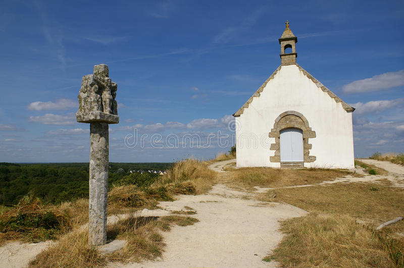 Saint Michelkirche stockfotos