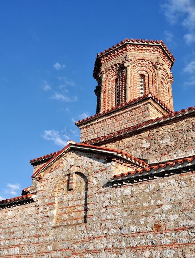 Saint Naum Monastery image libre de droits