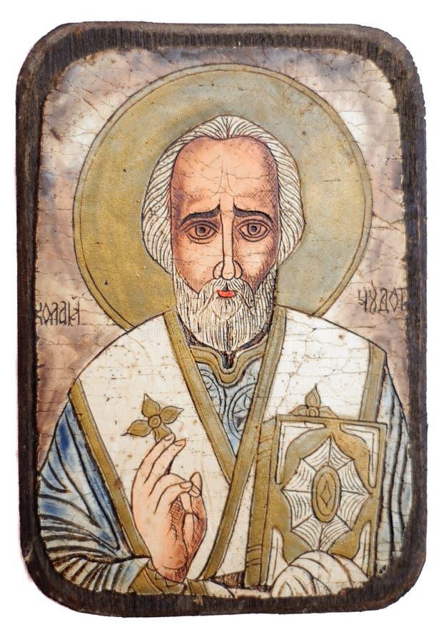 Saint Nicholas fotografia de stock royalty free