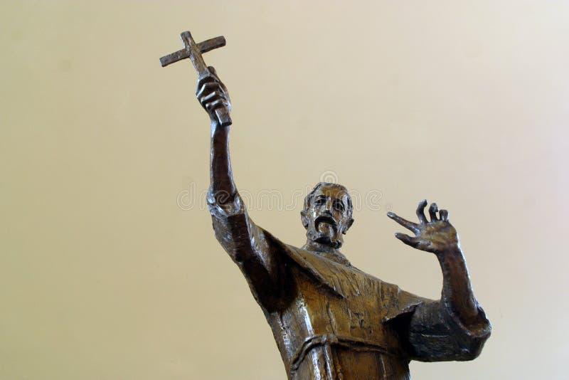 Saint Nikola Tavelic photographie stock libre de droits