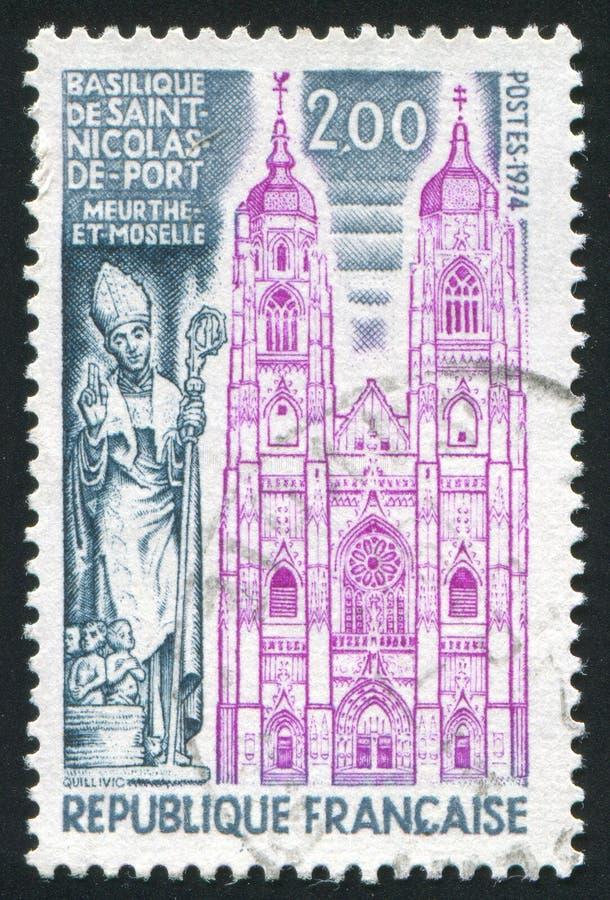 Saint Nikolas imagens de stock royalty free