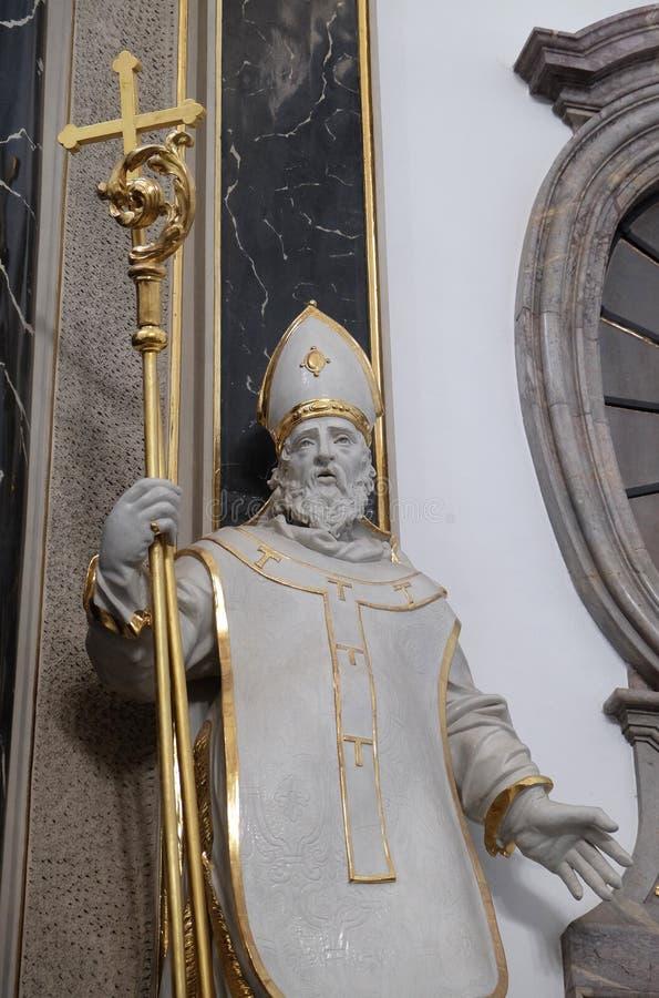 Saint Otto von Bamberg photographie stock libre de droits