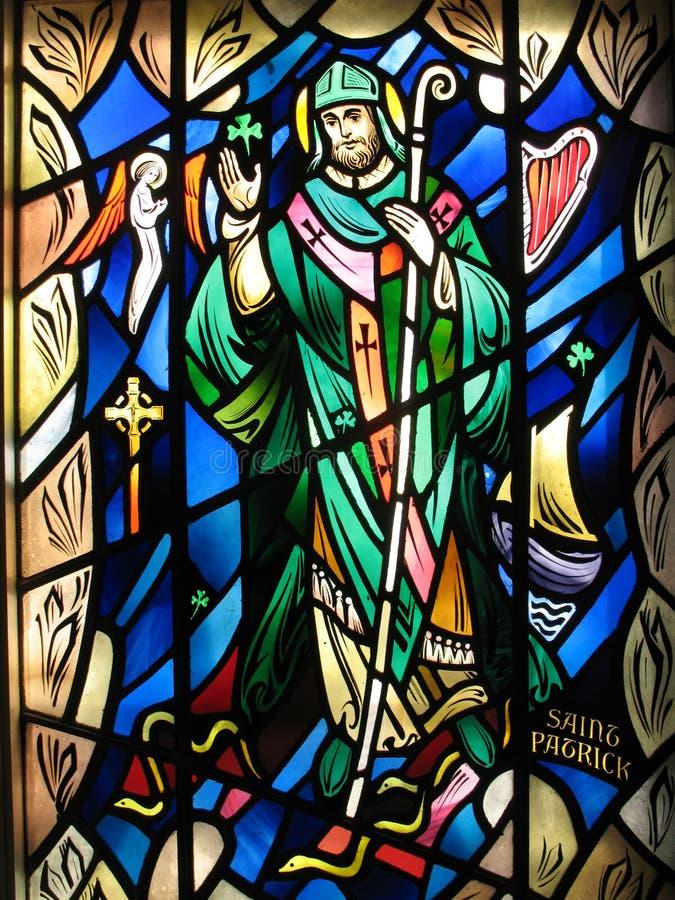 Saint Patrick imagens de stock