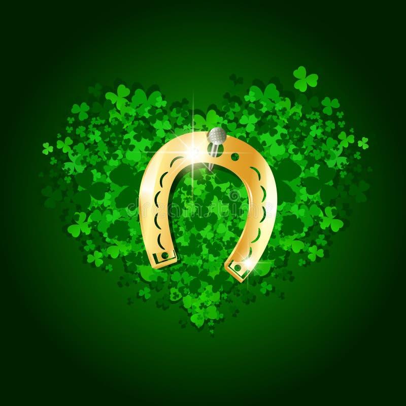 Saint Patrick Day illustration libre de droits