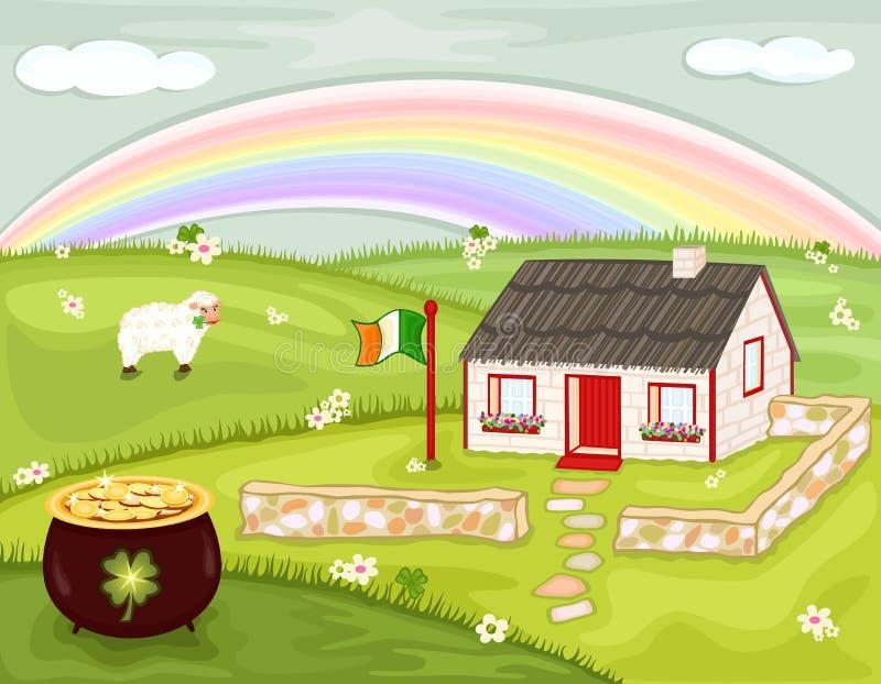 Download Saint Patrick Day In Ireland Stock Vector - Illustration: 23471003