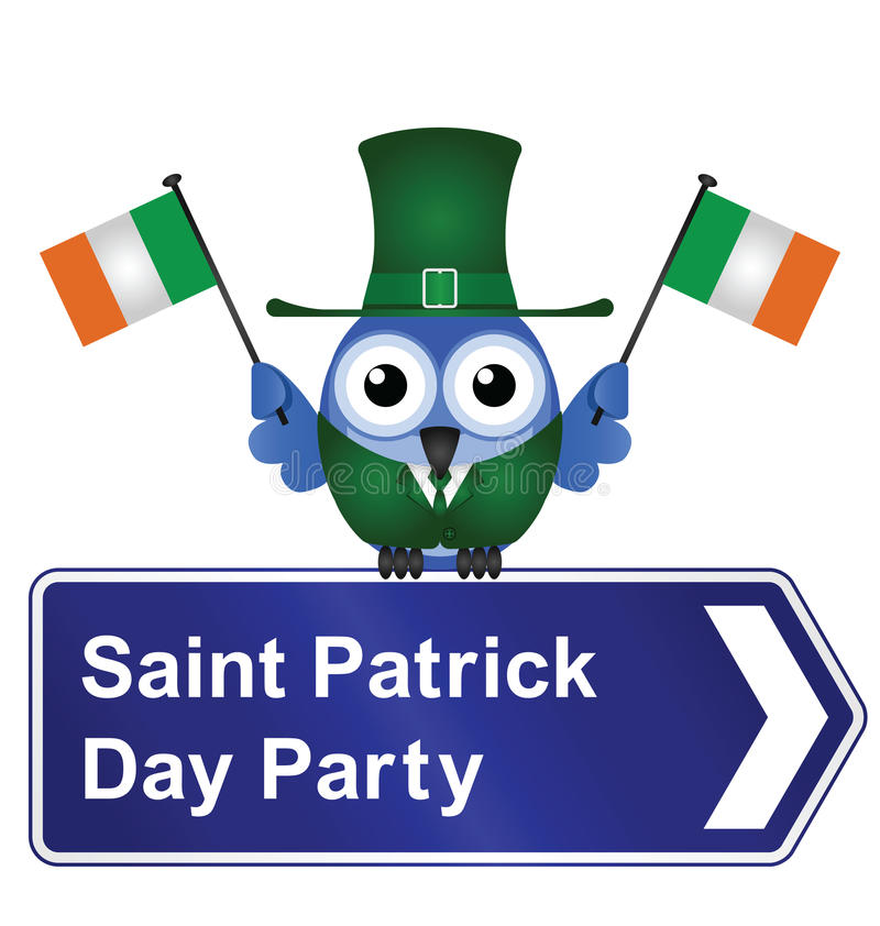 Saint Patrick Day party stock photos