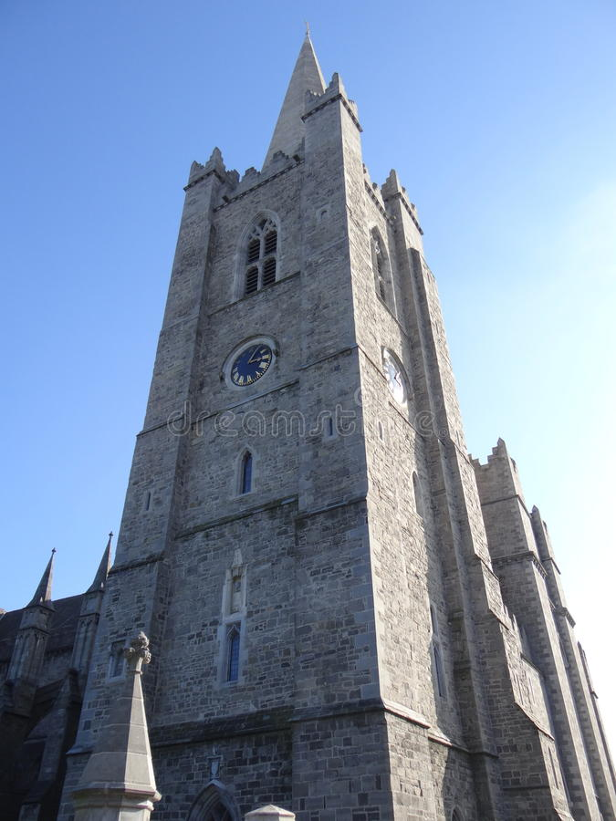 Saint Patrick's Cathedral stock photos