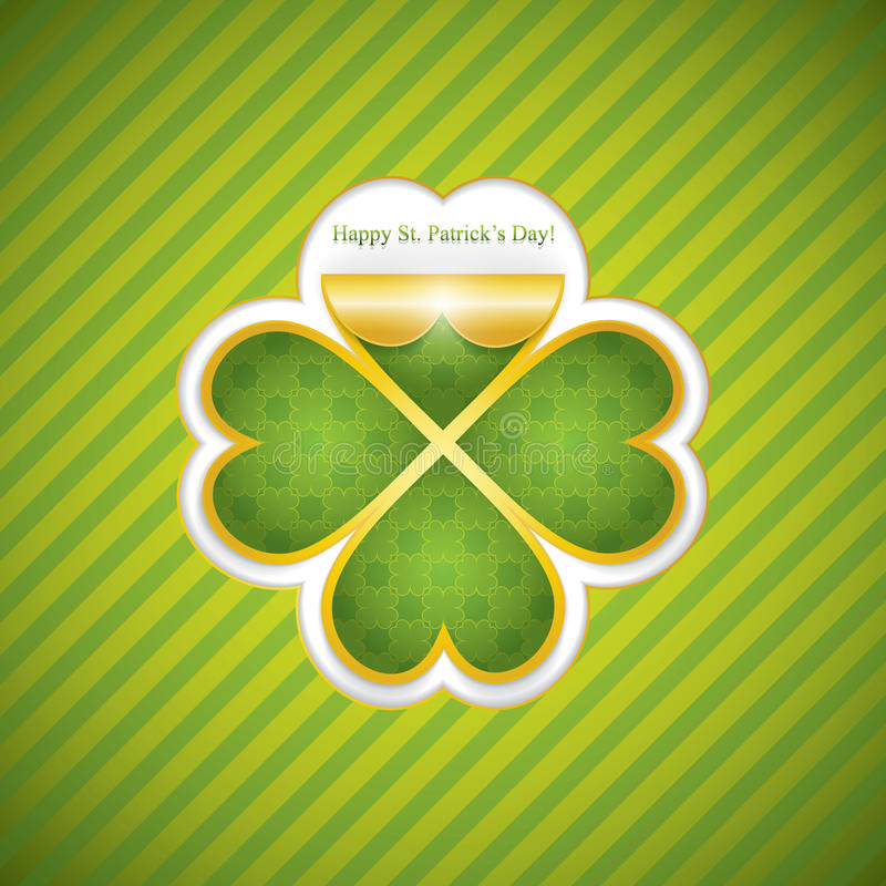 Download Saint Patrick's day stock vector. Image of ireland, lucky - 28821332
