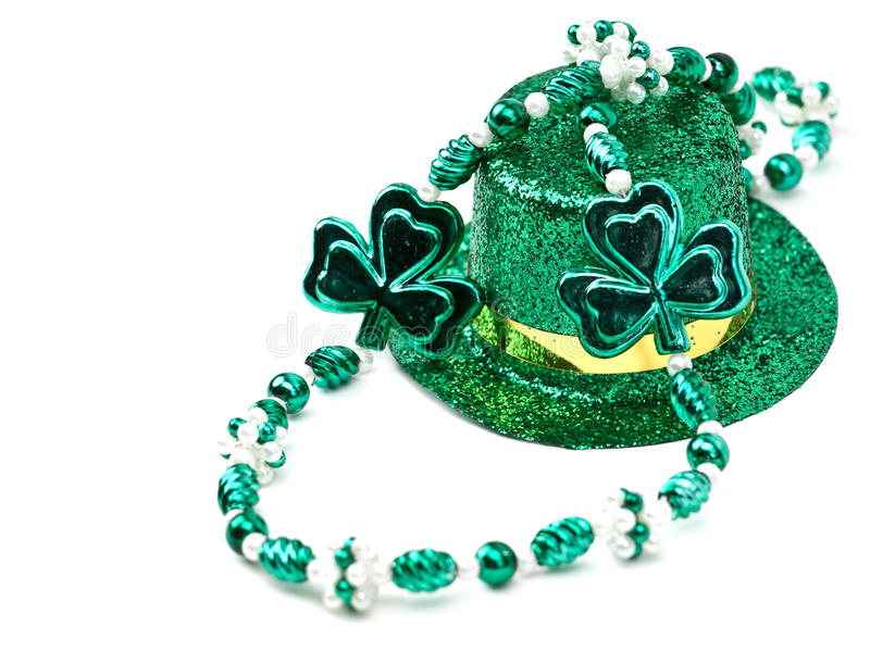 Saint Patrick's Day Still Life royalty free stock photography